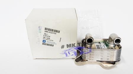 ŁOŻYSKO SKOŚNE - Oil cooler / engine oil - OPEL 1.7 DI 1.7 DTI (1)