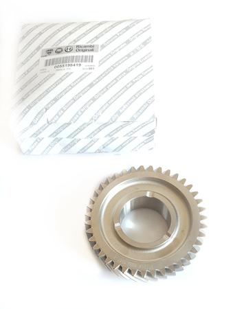 ŁOŻYSKO SKOŚNE - Gear wheel of the gearbox 2nd gear 39z. - ALFA ROMEO / FIAT / LANCIA / OPEL (1)