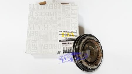 ŁOŻYSKO SKOŚNE - Shift + gearbox synchronizers (set) PK PF 1-2 / I-II gear - OPEL / RENAULT / NISSAN (1)