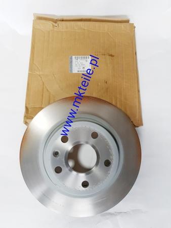 ŁOŻYSKO SKOŚNE - Brake disc (front) 296x51x30 - OPEL / CHEVROLET / SAAB (1)
