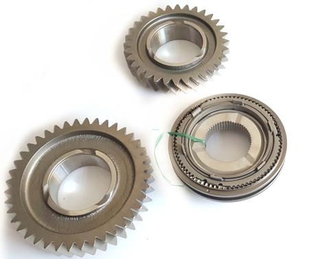 ŁOŻYSKO SKOŚNE - Gear shift + synchronizers + gears 1-2 gear (KIT) - IVECO DAILY 06-> (1)