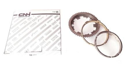 ŁOŻYSKO SKOŚNE - Synchronizers / gear rings (set) 3-4 / III-IV gear - IVECO DAILY 06-> 12-> (1)