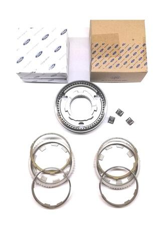ŁOŻYSKO SKOŚNE - Shift synchroniser gearbox 1-2 / I-II gear - FORD TRANSIT / KUGA / MONDEO / EDGE (1)