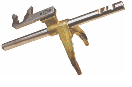 PRZEWODY URUCHAMIANIA - Gear shift fork 3-4th BVM6 MLGUC PEUGEOT BOXER / CITROEN JUMPER / FIAT DUCATO 01- 06- 2.3 JTD (1)