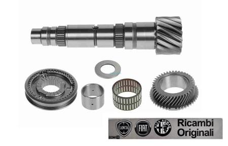 ŁOŻYSKO SKOŚNE - Gear wheel repair kit 6 gear 15x74 M40 - Fiat Ducato / Citroen Jumper / Peugeot Boxer 3.0 MJTD HDI from 2006 -> (1)