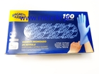TARCZE SPRZĘGŁA - Disposable protective nitrile gloves (mechanic) L (1)
